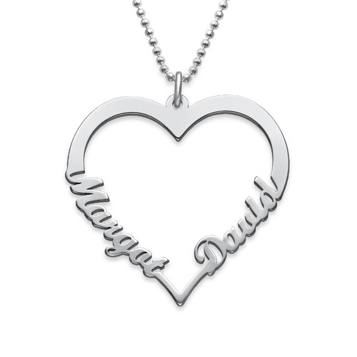 Heart Necklace - My Eternal Love Collection